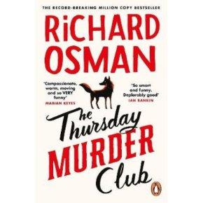 The Thursday Murder Club Richard Osman