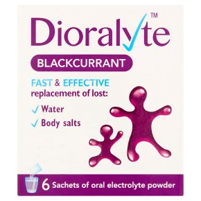Dioralyte Blackcurrant