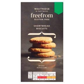 Waitrose Free From Butter Shortbread