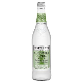 Fever Tree Refreshingly Light Cucumber Tonic Water