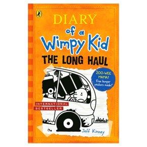 Long Haul Diary of a Wimpy Kid Jeff Kinney