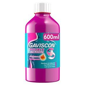 Gaviscon Double Action Aniseed