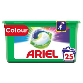 Ariel 25 Pods Colour