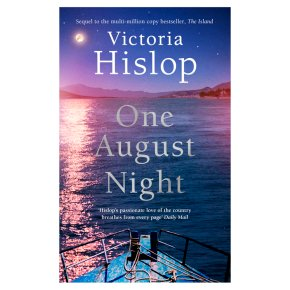 One August Night Victoria Hislop
