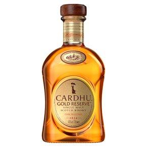 Cardhu 12yo & 2 glasses