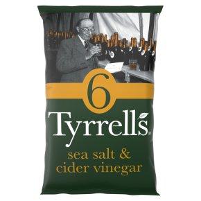 Tyrrells Sea Salt & Cider Vinegar