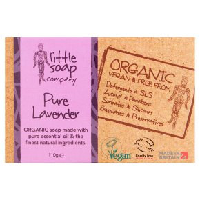 Little Soap Pure Lavender Soap