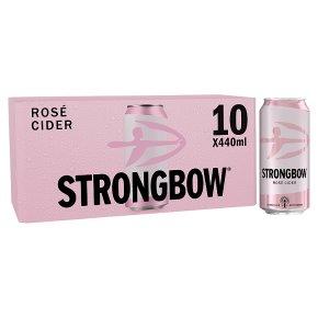 Strongbow Rosé Cider