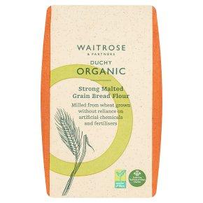 Duchy Organic Strong Malted Grain Bread Wheat Flour