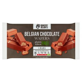 Bakers Delight Belgian Choc Wafers