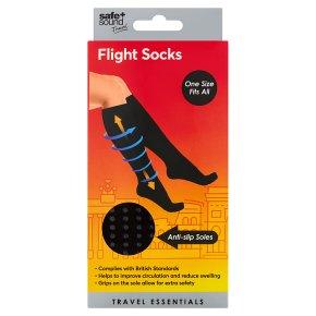 Safe+Sound Flight Socks Anti Slip