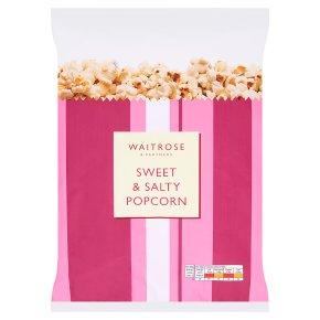 Waitrose Sweet & Salty Popcorn