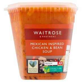 Waitrose Mexican Chicken Soup