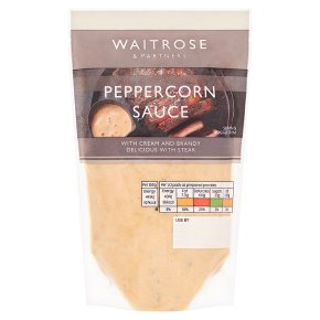 Waitrose Peppercorn Sauce