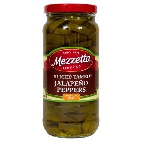 Mezzetta sliced jalapeño peppers