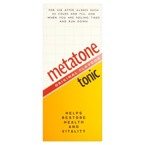 Metatone Tonic Original Flavour