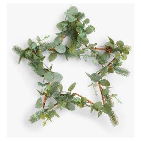 John Lewis Pre-Lit Star Wreath