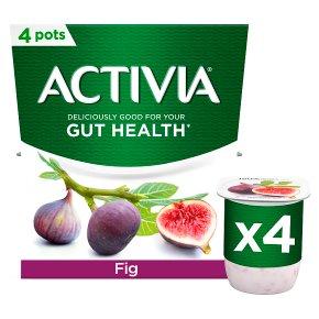 Activia Fig Yogurts