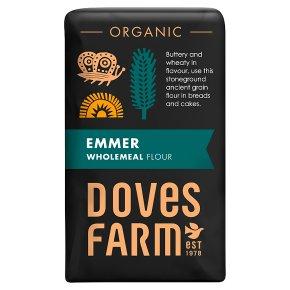 Doves Farm Organic Emmer Wholemeal Flour