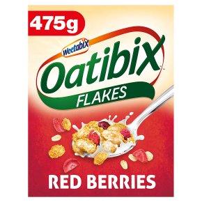 Weetabix Oatibix Flakes Red Berries