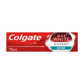 Colgate Max White Glossy Mint