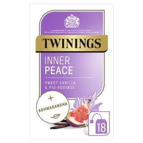 Twinings Inner Peace Vanilla & Fig 18s