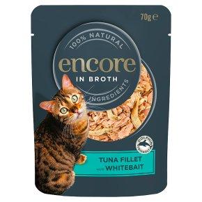 Encore Tuna with Whitebait