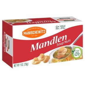 Manischewitz Mandlen for Soup
