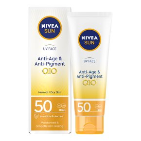 Nivea Sun UV Face Q10 Anti-Age 50