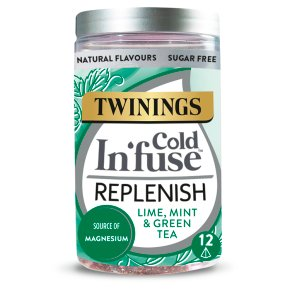 Twinings Cold Infuse Replenish 12s