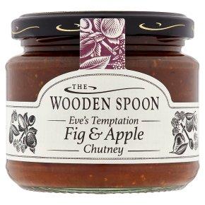 WoodnSpn Fig & Apple Chutney