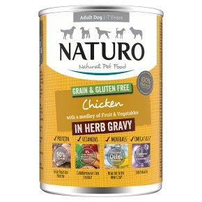 Naturo Chicken with Fruit & Vegetables in Gravy