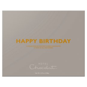 Hotel Chocolat Happy Bday Signature