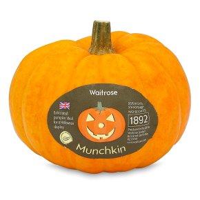 Waitrose Halloween Munchkin
