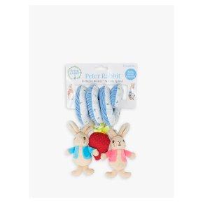 Peter Rabbit & Flopsy Bunny Spiral