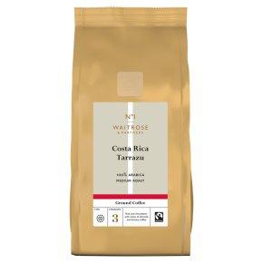 No.1 Costa Rica Tarrazu Ground Coffee