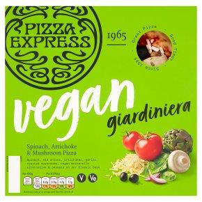 Pizza Express Classic Vegan Giardiniera