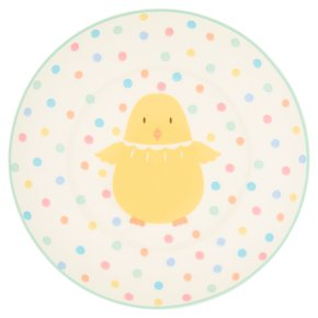 Waitrose Easter Chick Side Plate