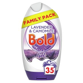 Bold 2 in 1 Lavender & Camomile Gel 35 Washes