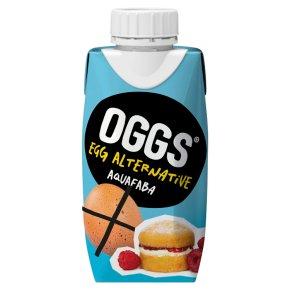 OGGS Aquafaba Egg Substitute