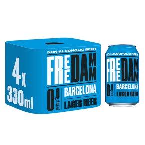 Free Damm 0.0%