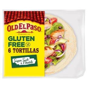 Old El Paso 6 Gluten Free Tortillas