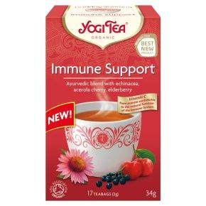 Yogi Tea Organic Immune Support 17 Tea Bags