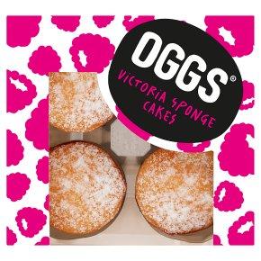 OGGS Victoria Sponge Cakes