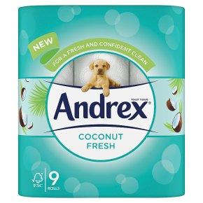 Andrex Coconut Fresh