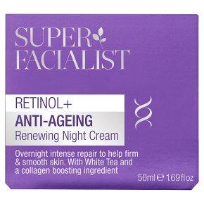 Super Facialist Retinol+ Night Cream