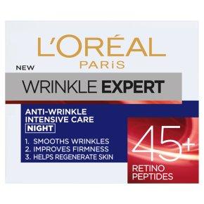 L'Oréal Winkle Expert 45+ Night Pot