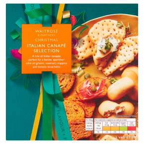 Waitrose Italian Canape Selection