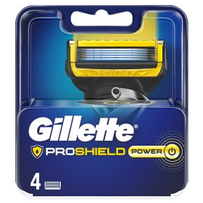 Gillette Proshield Power Blades
