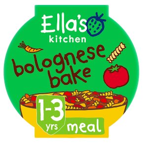Ella's Kitchen Bolognese Bake